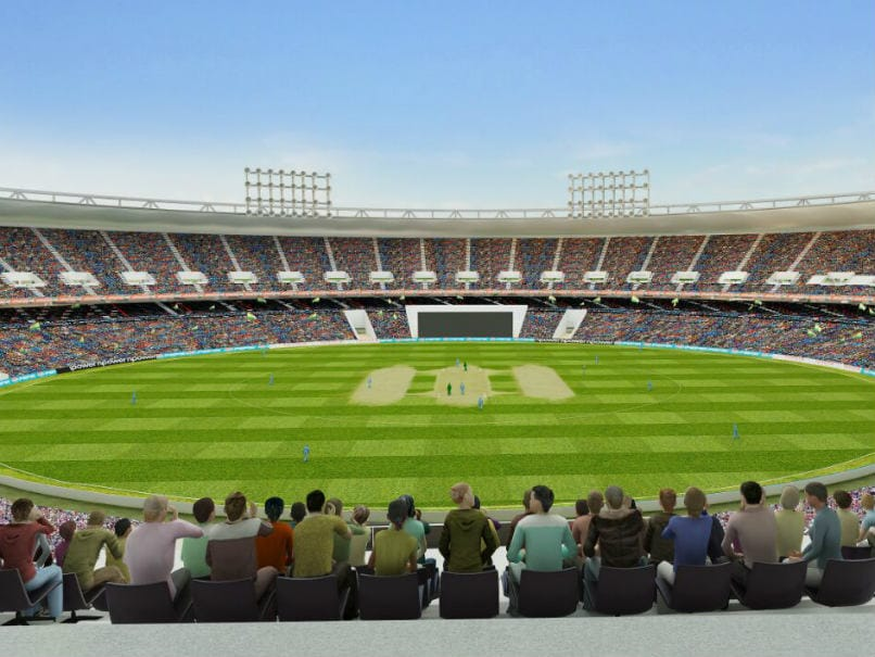 World's biggest cricket stadium in Gujarat soon