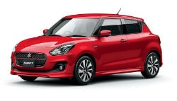 2017 Suzuki Swift Hybrid Unveiled In Japan, Claims 32 Kmpl; Will It Come To India?