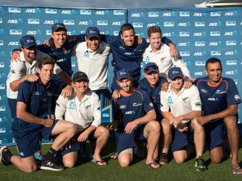 2nd Test: New Zealand Thrash Bangladesh To Clean Sweep Series