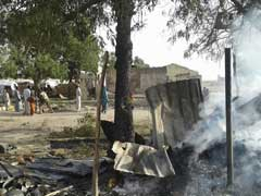 Over 100 Killed As Nigerian Jet Mistakenly Bombs Displaced Camp