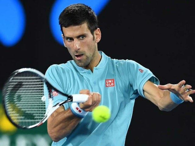 Australian Open: Novak Djokovic Sails Past Fernando Verdasco in Opener