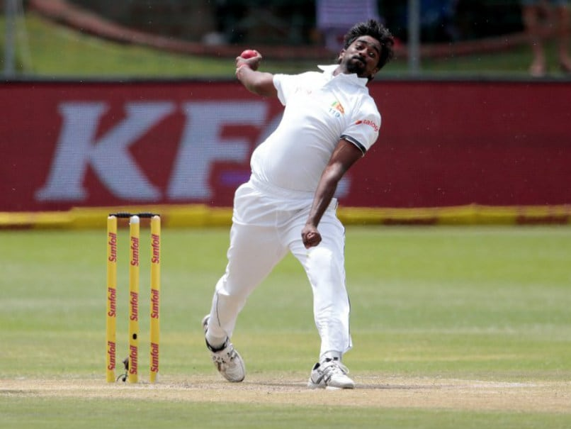 South Africa vs Sri Lanka: Rangana Herath Keeps Pressure on Hosts