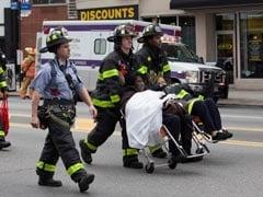 New York City Commuter Train Derails In Brooklyn, Over 100 Injured
