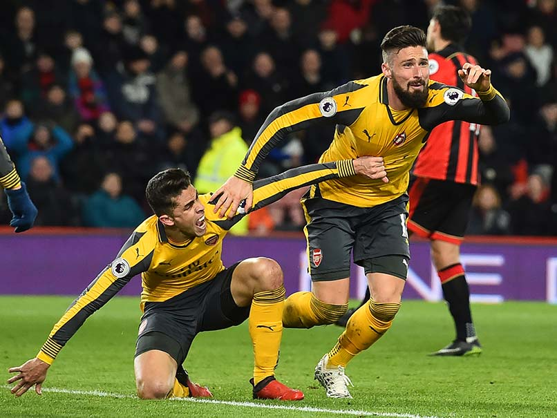 Premier League: Olivier Giroud Caps Arsenal Revival, Paul Clement Sees Swansea Win