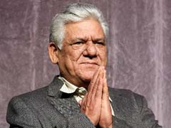 Om Puri, One Of India's Most Versatile And Celebrated Actors, Dies Of Heart Attack At 66