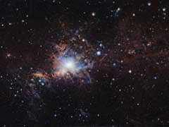 Milky Way: Glimpses Of A 'Star Factory' At Work