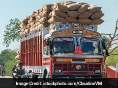 UP Government To Use Satellite Technology To Check Overloaded Vehicles