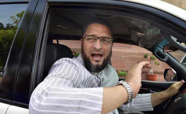 Bharat Ratna For Ambedkar Out Of Compulsion, Not Dil Se: Asaduddin Owaisi