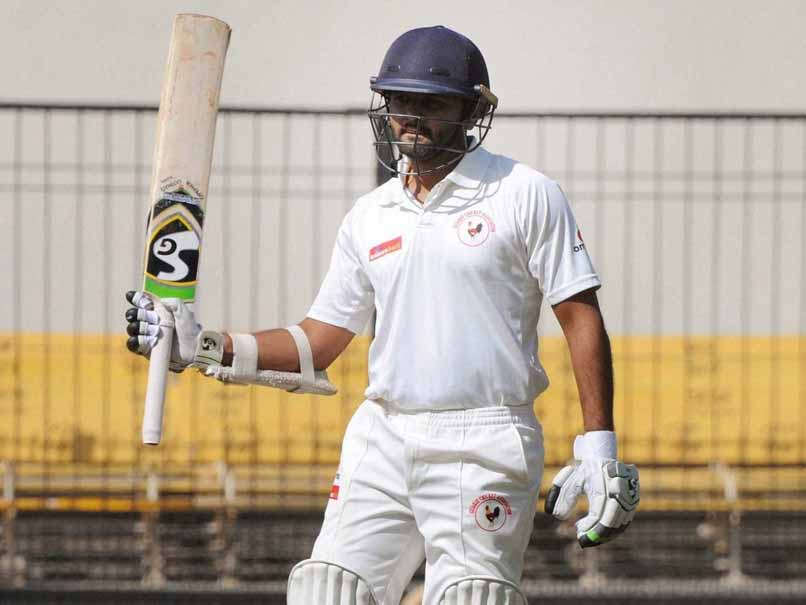 Ranji Trophy Final: Parthiv Patel, Manprit Juneja Pave Way For Gujarat