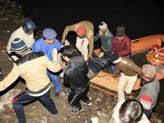 पटना नौका हादसा : रातभर के लिए रोका गया बचाव अभियान