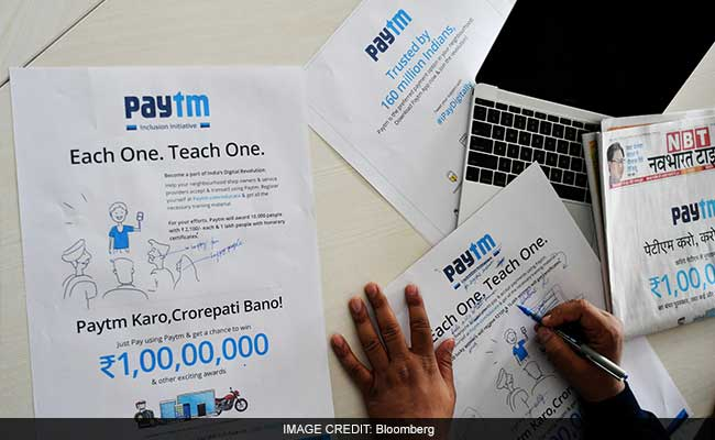 When India Killed The 1,000-Rupee Note, How Paytm Hustled