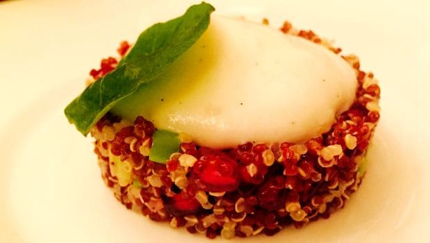 peruvian quinoa