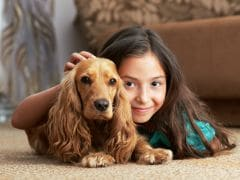 How Having a Pet Dog at Home Can Help Cut Stress in Children