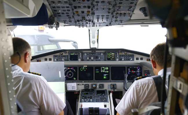 Pilots' Poor English Risks 'Air Disaster' In UK Skies: Report
