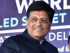 Rail Ecosystem Can Create A Million Jobs Within A Year: Minister Piyush Goyal