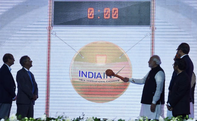 New Gujarat Exchange Will Offer 22-Hour Trading, Says PM Modi