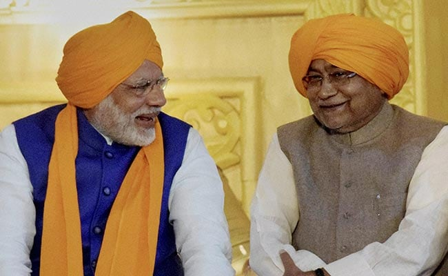 Nitish Kumar Agrees With Another PM Modi Proposal