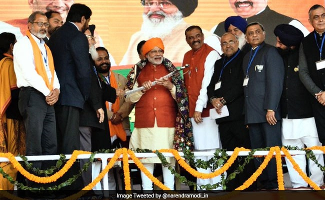 Punjab Elections 2017: Congress Is Yesterday's News, Says PM Narendra Modi