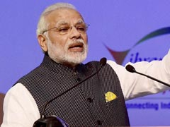 At Vibrant Gujarat Summit, PM Narendra Modi Speaks Of A Digitised India