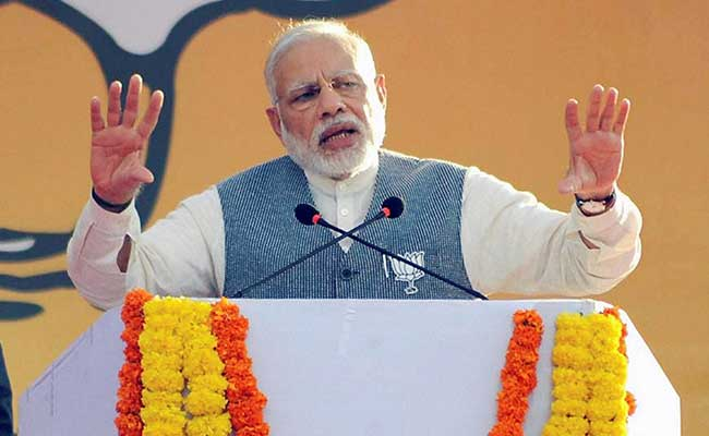 Development Only Mantra To Change People Lives For Better: PM Narendra Modi