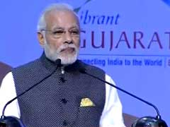 India Now 6th Largest Manufacturing Country In World: PM Modi At Gujarat Summit