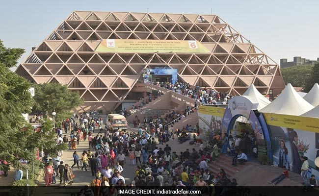 Centre Gives Green Nod To Redevelop Pragati Maidan