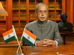 'Must Free Public Discourse From All Forms Of Violence': President Pranab Mukherjee
