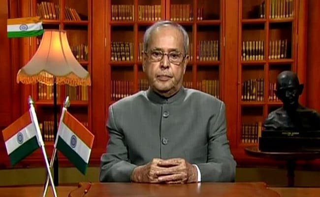 President Pranab Mukherjee Writes To Queen Elizabeth II On Manchester Attack