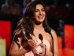 प्रियंका चोपड़ा ने 'क्वांटिको' के लिए दूसरी बार जीता पीपल्स चॉइस अवॉर्ड