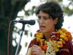 यूपी विधानसभा चुनाव : रायबरेली में आज प्रियंका गांधी की पहली चुनावी रैली