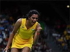 PV Sindhu Breaks Into The Top 5 in World Badminton Rankings
