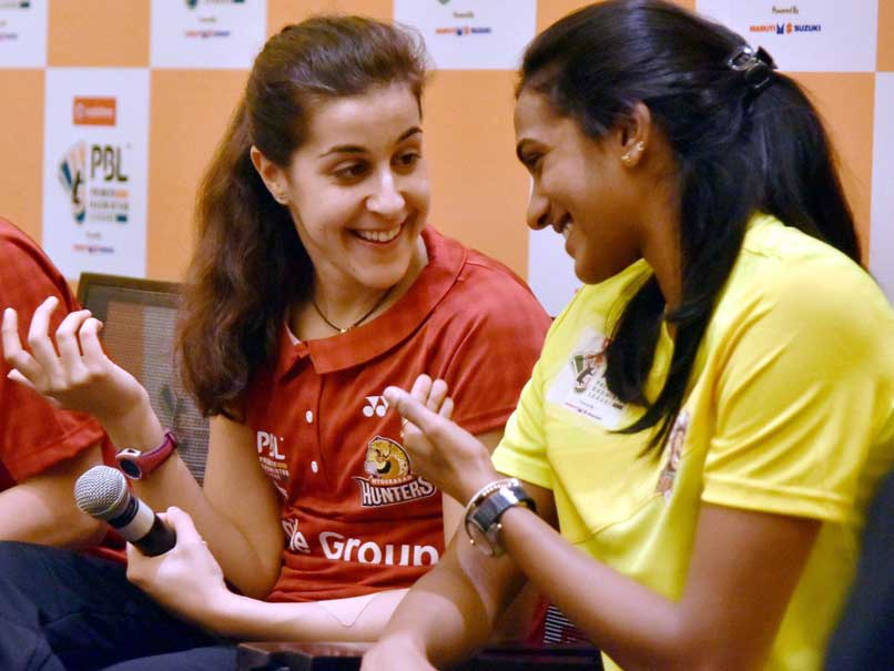 PV Sindhu vs Carolina Marin, Premier Badminton League 2017: How to Watch The Blockbuster Match