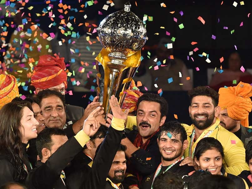 PWL 2017: Punjab Lift Trophy With Scintillating 5-4 Win Over Haryana