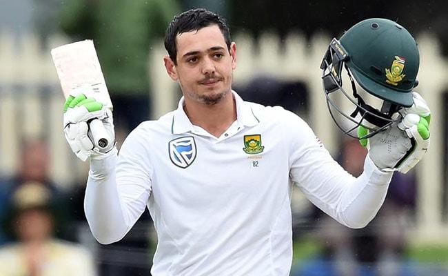 NZvsSA: 94 रन पर 6 विकेट गिरने के बाद क्विंटन डिकॉक और तेंबा बावुमा बने दक्षिण अफ्रीका के 'संकटमोचक'