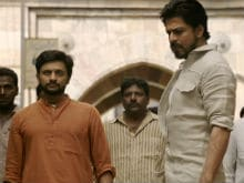 <i>Raees</i>: Shah Rukh Khan's Co-Star Was 'Totally Intimidated On First Day'