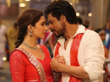 Shah Rukh Khan And Mahira Khan To Do Garba For New <I>Raees</I> Song