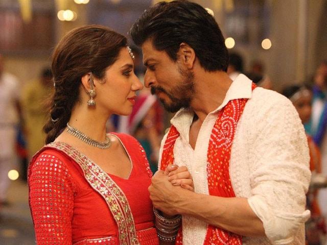 Shah Rukh Khan And Mahira Khan To Do Garba For New Raees Song