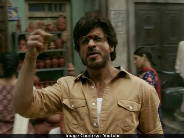 Raees Dhingana Song: Shah Rukh Khan Celebrates His Boot-Legging Business