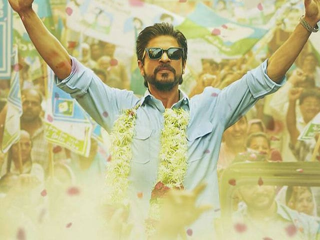 Raees Preview: Shah Rukh Khan Aaraha Hai. Are You Ready?