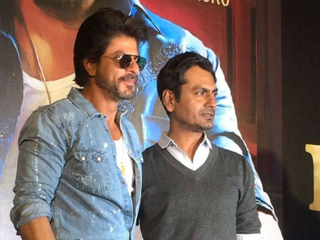 Raees: Shah Rukh Khan's Film Was Offered To Nawazuddin Siddiqui First?