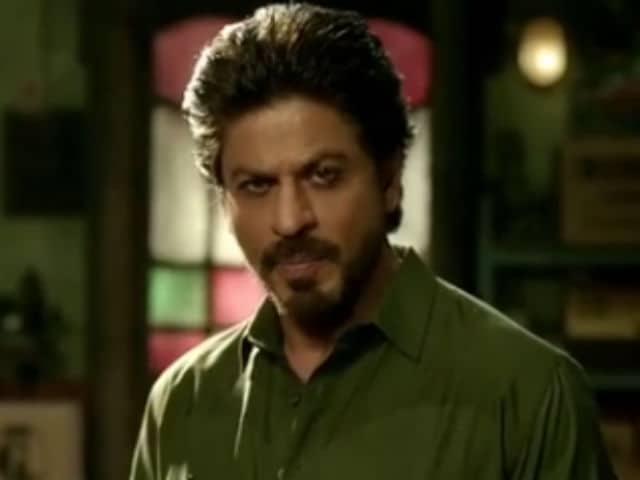 Raees: Shah Rukh Khan's Deadly New Dialogue - 'Sheron Ka Zamana Hota Hai'