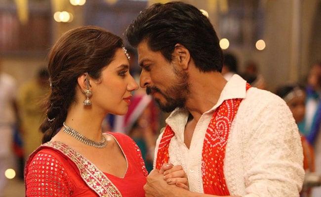 शाहरुख खान ने माहिरा खान के साथ 'उड़ी उड़ी जाए' में उड़ाई रोमांस की पतंग