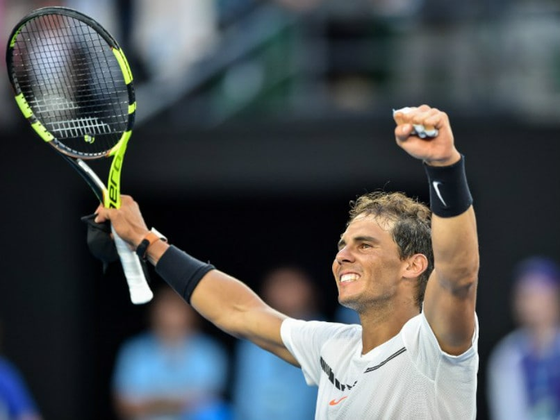 rafael nadal happy afp
