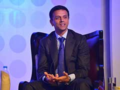 Change In Bat Size Will Have An Impact On The Game, Says Rahul Dravid