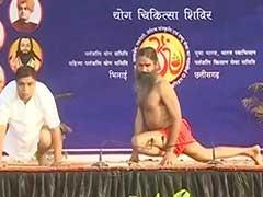 स्वामी विवेकानंद जयंती के मौके पर योग का वर्ल्ड रिकॉर्ड बनाने की तैयारी, रामदेव ने भिलाई में किया कार्यक्रम