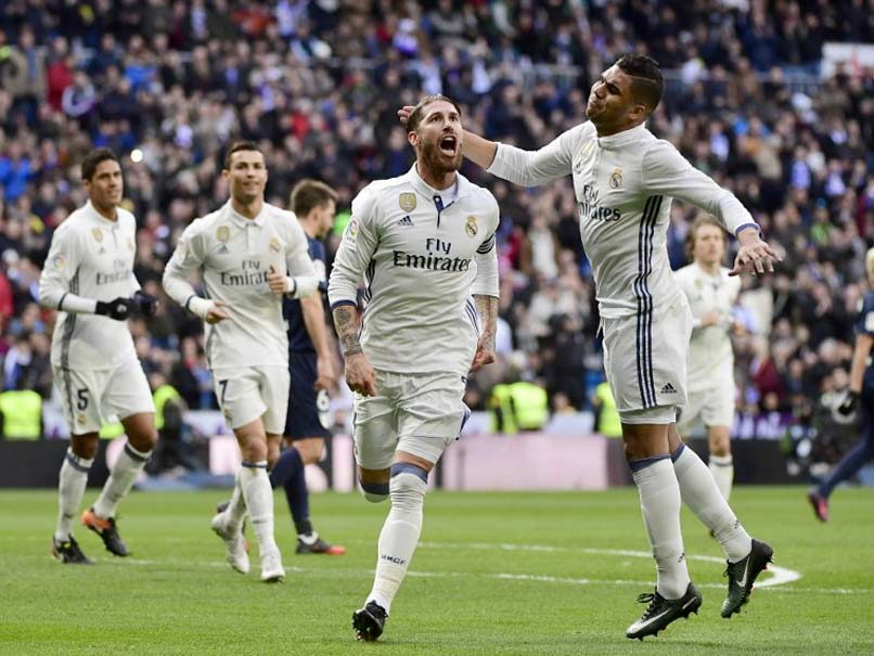 Sergio Ramos Saves Real Madrid as Fans Target Cristiano Ronaldo