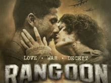 <i>Rangoon</i> Trailer: 'Thank You For The Response,' Says Shahid Kapoor