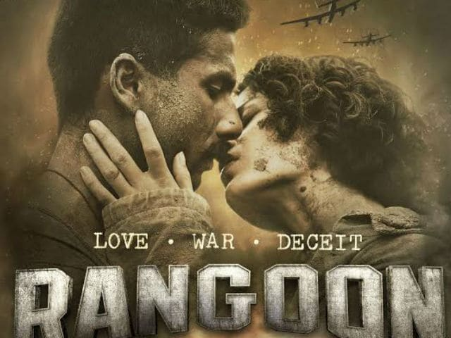 Rangoon Trailer: 'Thank You For The Response,' Says Shahid Kapoor