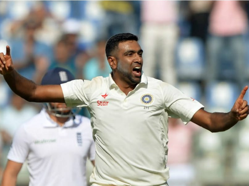 It Wasn't About Sasikala: R Ashwin's Clarification After Bowling a Carrom Ball on Twitter