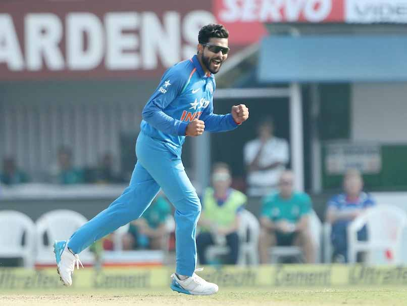 Ravindra Jadeja Becomes First Indian Left-Arm Spinner to Complete 150 Scalps in ODIs